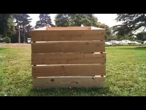 How to Build a Compost Bin