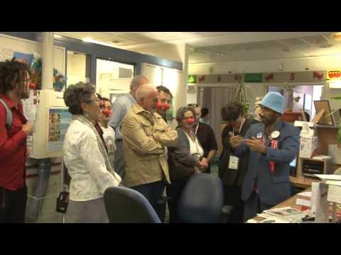 Hadassah Ein Kerem Hospital Visit 25-10-2011