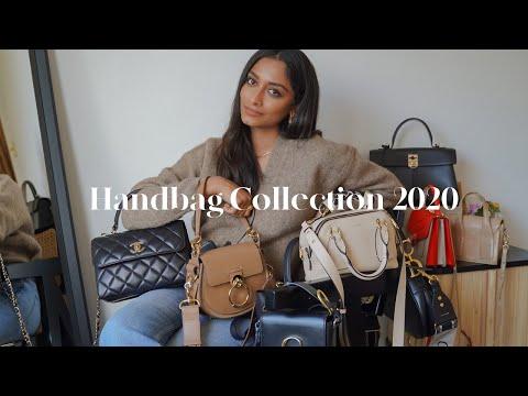 MY HANDBAG COLLECTION 2020 | LOOKBOOK