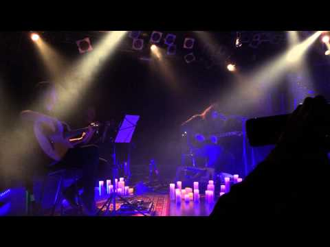 KATATONIA - One Year From Now (Unplugged) - Live at Vosselaar, Biebob 05.08.2014