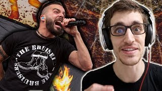 Killswitch Engage - My Last Serenade HIP-HOP HEAD REACTS TO METAL!!