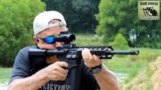Lone Wolf G9 AR-15 9mm Glock Carbine