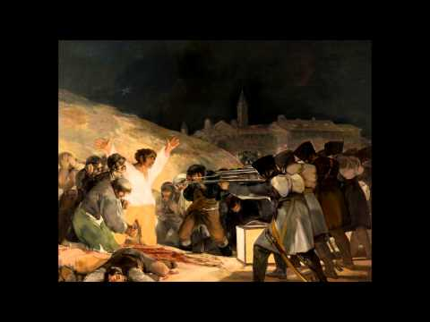 Arts in Culture: Romantic Art: Goya's Third of May