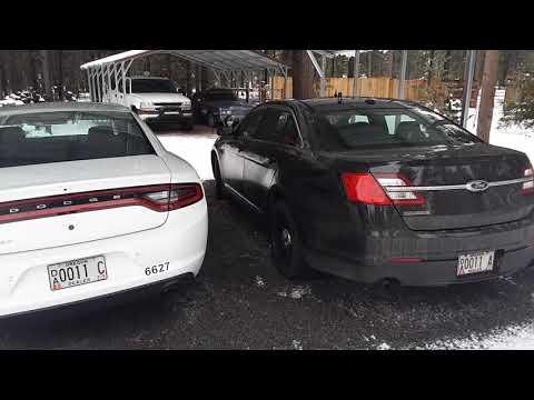 INTERCEPTORKING.COM 2016 AWD V8 Dodge Charger Pursuit Cop Car For Sale