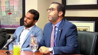Felipe Vicini expresa su alegría ante los resultados obtenidos por los atletas dominicanos