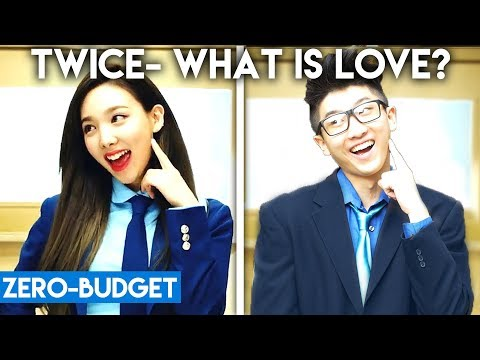 K-POP WITH ZERO BUDGET! (TWICE