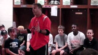 Youth Camp Pregame Speech