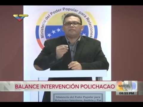Gustavo González Lopez sobre PoliChacao (fragmento), 4 junio 2016