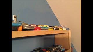 Disney Cars In-depth collection #8-All Cars 1 Piston Cup Racers I own