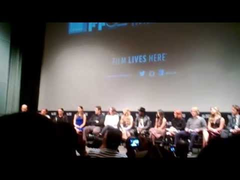 Filmmaker Paul Thomas Anderson and the Cast Talk Inherent Vice at the 52nd New York Film Festival