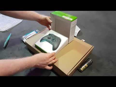 Unboxing Xbox One Controller & Microfono Profesional