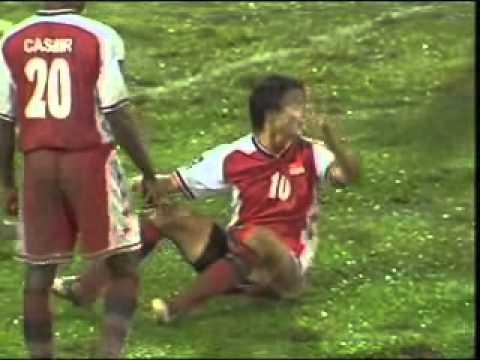Myanmar & Singapore (Tiger Cup 2004)