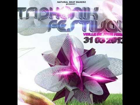 Psytrance Triphonik Style Hanbleceya Dj Set Prog TranceTriphonik Festival by NBM