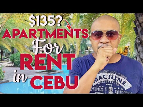 AFFORDABLE APARTMENTS FOR RENT IN CEBU PHILIPPINES