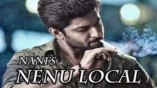 Main Hoon Local (Nenu Local) 2017 Official Hindi Dubbed Teaser - Nani, Keerthy Suresh.