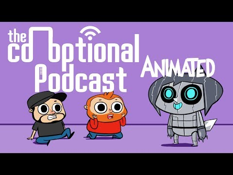 The Co-Optional Podcast Animated: Dodgerbot - Polaris