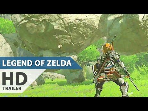 THE LEGEND OF ZELDA: Breath of the Wild Trailer (E3 2016)