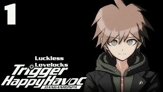 [PC] Danganronpa: Trigger Happy Havoc - Part 1 - Welcome to Despair - Let