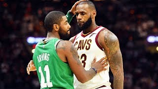 2d9c8e9a4daf Kyrie Irving Better Without LeBron James and the Cavaliers  Celtics 8 Game  Winning Streak!