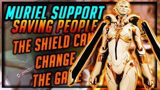 """Paragon MURIEL """"SHIELD QUEEN"""" SUPPORT