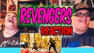 THE REVENGER SQUAD TRAILER REACTION!! 🔥