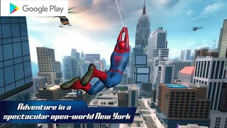 The Amazing Spider-man 2 Android Walkthrough - Gameplay Part 1 - Episode 1