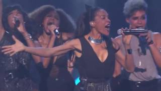 En Vogue & June's Diary - Free Your Mind (Live @ Greatest Hits 21 / 07 / 2016)