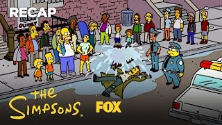The 300th Episode! | Season 28 | THE SIMPSONS(A look back at the 300th episode of THE SIMPSONS. Subscribe now for more The Simpsons clips: http://fox.tv/SubscribeAnimationDomination Watch more ..., 2016-10-14T02:01:49.000Z)