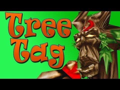 Warcraft 3 - Tree Tag #1