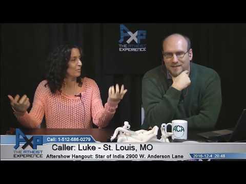Strange Experience | Luke (Theist) - St. Louis, MO | Atheist Experience 20.48