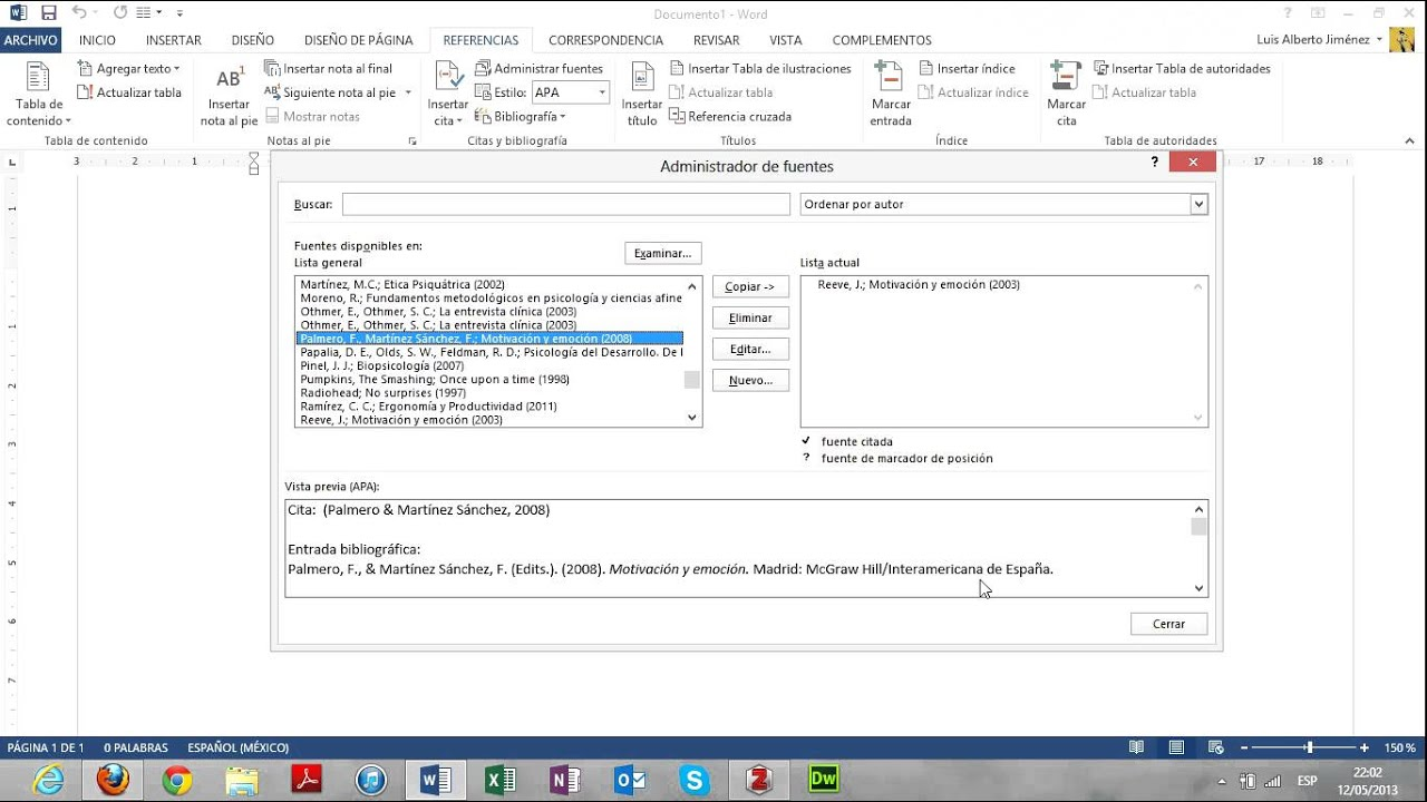 how to add apa header and document title in word
