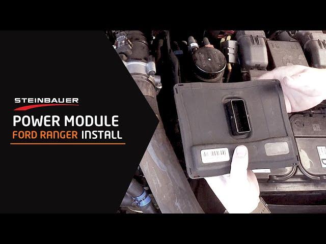 Steinbauer Power Module: Ford Ranger Install