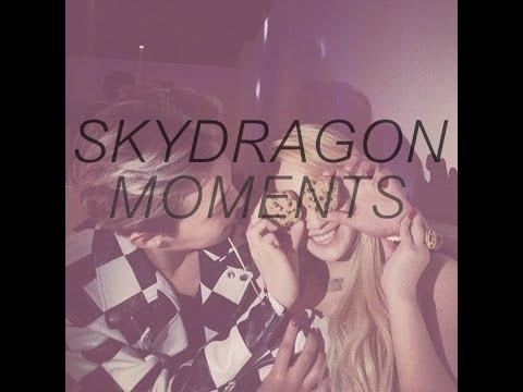 SkyDragon Moments