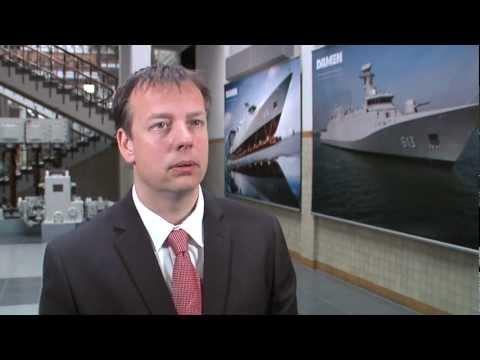 NovaData - Testimonial - Damen Schelde Naval Shipbuilding & Amels