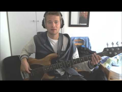 Born to Praise - Planetshakers - Bass cover 2015 HD  - TABS!!