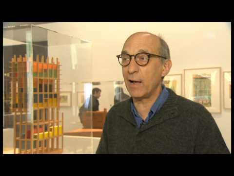 Paris looks back at Le Corbusier