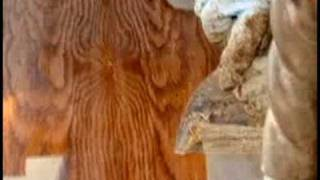 Restoring Wood Furniture : How to Remove Old Wood Finish