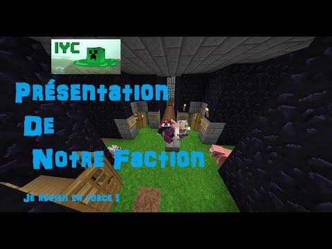 [IYC] Mon retour ! Et présentation de notre Faction !