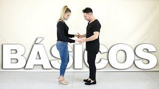 pasos básicos de bachata como bailar bachata en pareja aprende a bailar con alfonso y mónica