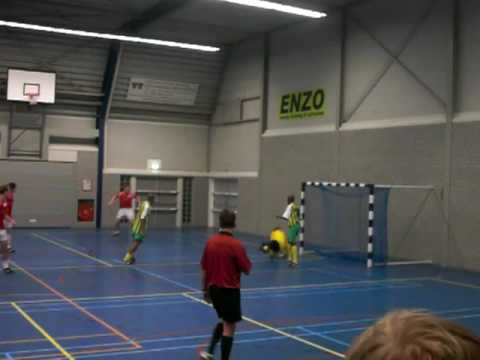 Goal ZVVN'77 tegen KSJB