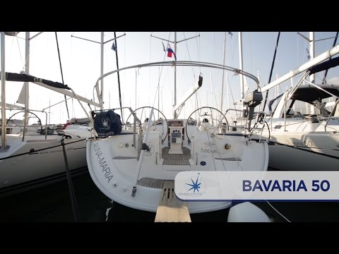 VIDEO CHECK-IN BAVARIA 50 CRUISER