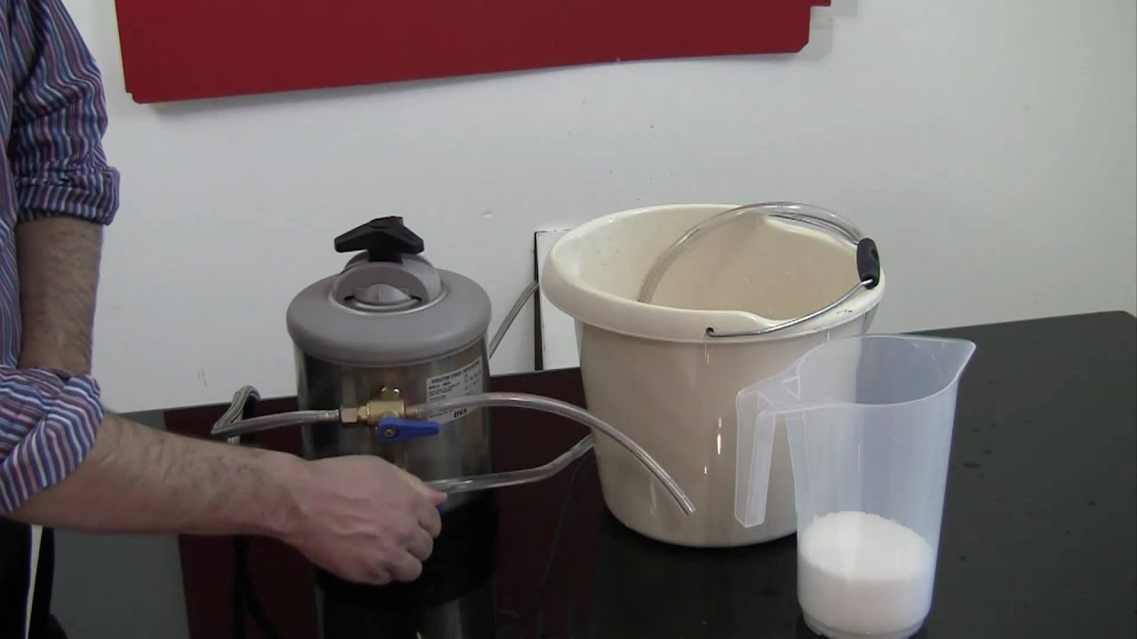 How To Maintain A Water Softener How To Clean Regenerate A Water Softener Ion Exchange Water