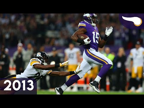 "All Day in The U.K. - Steelers vs. Vikings (Week 4, 2013) ""Classic"" Highlights"
