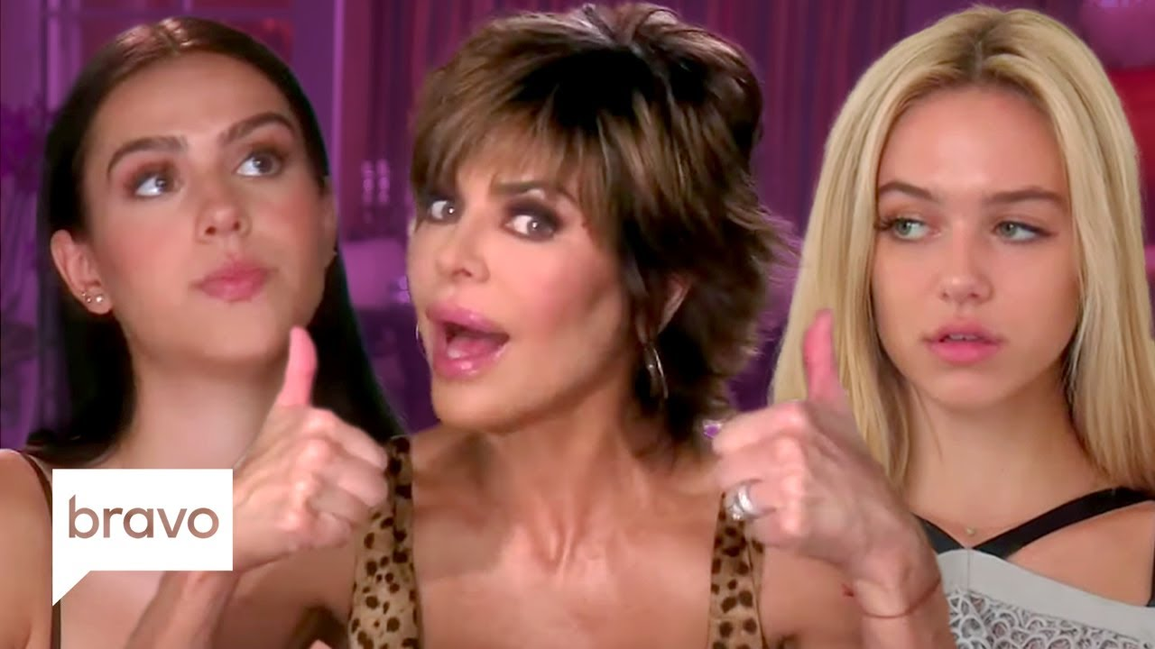 Lisa Rinna's Daughters' Most Memorable Moments | The Real Housewives of Beverly Hills