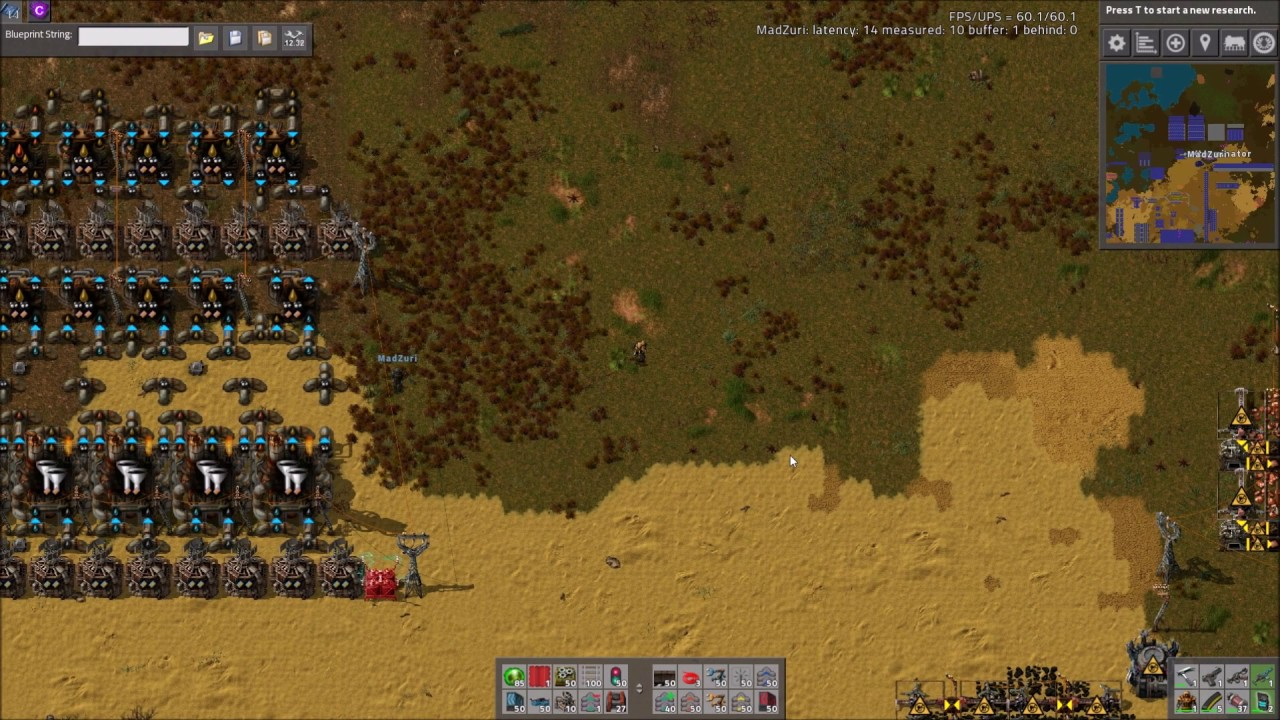 Factorio Workshop - Building A Better Factory :: Beaconed & Moduled Oil  Build