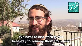 Jewish settlers: Would you leave your home for peace?