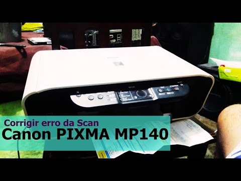IMPRESORA CANON PIXMA MP140 DRIVER DOWNLOAD FREE