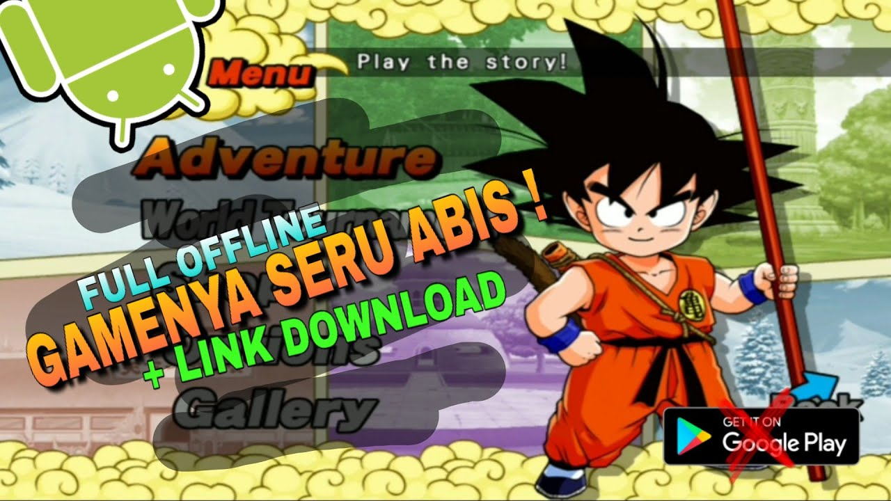 Game Offline Dragon Ball