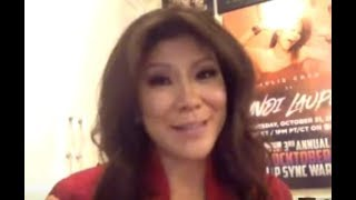Julie Chen talks hosting 'Celebrity Big Brother' and how Ross Mathews 'deserved to win' | GOLD DERBY
