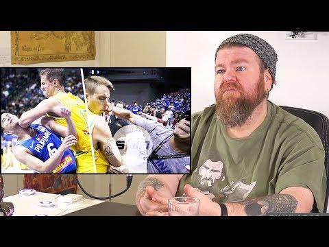 Ozzy Man & Mozza Review BasketBrawl (Australia Vs Philippines)